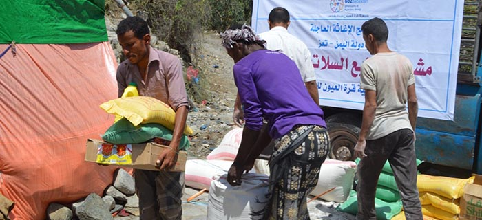 CSSW Taiz governorate branch performs a number of projects in Ramadan