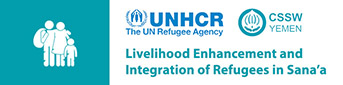 Livelihood Enhancement and Integration of Refugees in Sana'a