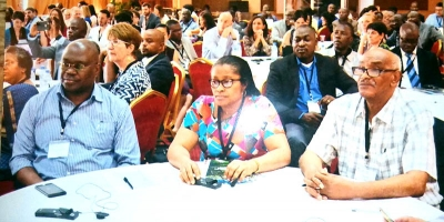 Participation in conference of non-governmental organizations network to eliminate and control neglected tropical diseases