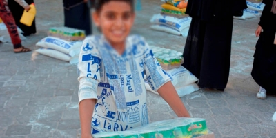 CSSW distributes food baskets to poor families in Aden governorate